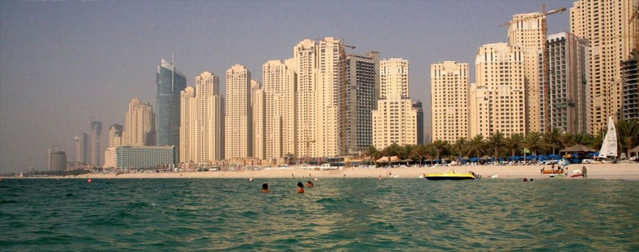 Jumeirah Beach Residence property for rent
